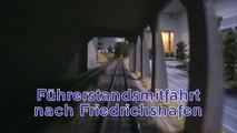 Führerstandsmitfahrt nach Friedrichshafen auf der Modelleisenbahn im Hans-Peter Porsche TraumWerk - Ein Video von Pennula zum Thema Modelleisenbahnanlage und Modellbahnausstellung