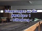 Modellbahn Spur 1 Anlage ARGE Dillenburg in den 1990'er Jahren - Ein Video von Pennula zum Thema Modelleisenbahnanlage und Modellbahnausstellung
