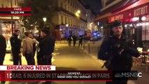 Attaque au couteau à Paris dans le quartier de l'Opéra : 1 mort, 2 blessés graves, 2 blessés légers - L'agresseur est décédé abattu par la police