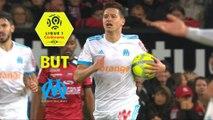But Florian THAUVIN (81ème) / EA Guingamp - Olympique de Marseille - (3-3) - (EAG-OM) / 2017-18
