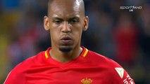 Fabinho(Penalty) Goal HD - Monaco1-0St Etienne 12.05.2018