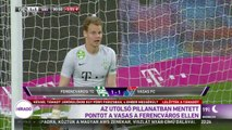 Ferencváros 1-1 Vasas