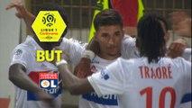 But Houssem AOUAR (73ème) / RC Strasbourg Alsace - Olympique Lyonnais - (3-2) - (RCSA-OL) / 2017-18