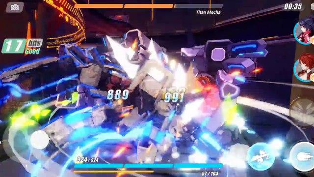 Honkai Impact 3 IOS Android Gameplay HD #14