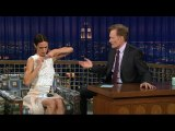 Jennifer Connelly Interview on Conan - 12/10/2008