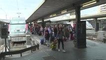 SNCF : les syndicats appellent à un lundi noir sans cheminots - 13/05/2018