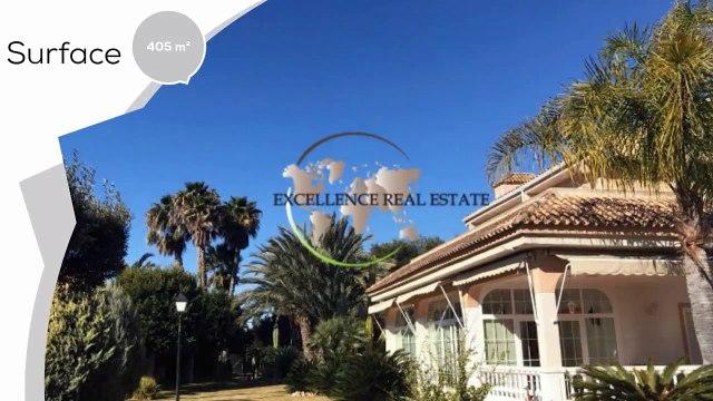 A vendre - Maison/villa - Elche - 10 pièces - 405m²