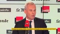 """François de Rugy : """"Il peut arriver dans les années qui viennent qu'on ajuste encore les lois antiterroristes"""""""