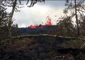 New Fissure Eruptions Reported on Hawaii's Big Island