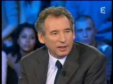 Bayrou On n'est pas couché 1/5