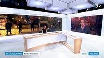 Attaque au couteau à Paris : peu d'indications sur le profil de l'assaillant