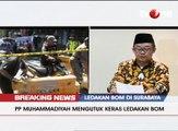 PP Muhammadiyah Mengutuk Keras Ledakan Bom 3 Gereja Surabaya