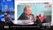 Eric Zemmour face à Daniel Cohn , gros clash en direct part 1/2