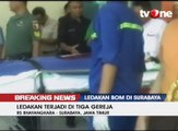 Korban Bom Tiga Gereja Surabaya Dilarikan ke 8 Rumah Sakit