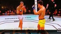 UFC 224 : Bruh Vitor envoyé à la retraite sur un terrible KO