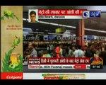 दिल्ली-NCR में महातूफान से मेट्रो रुकी, IGI एयरपोर्ट पर उड़ानें थमीं