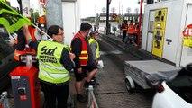 Dijon : une opération péage gratuit lancée par les cheminots