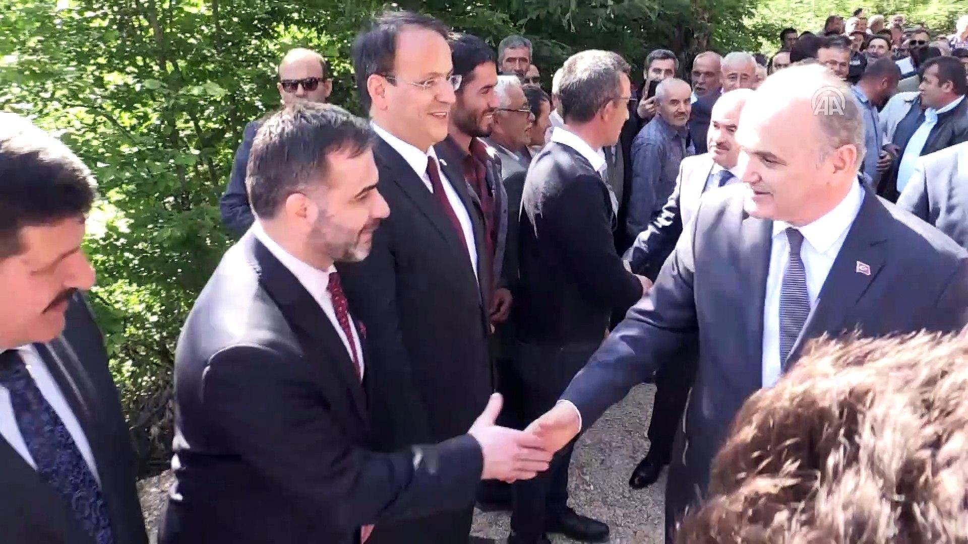 Bakan Faruk Özlü, Sarıkaya Mağarası'nı turizme açtı - DÜZCE