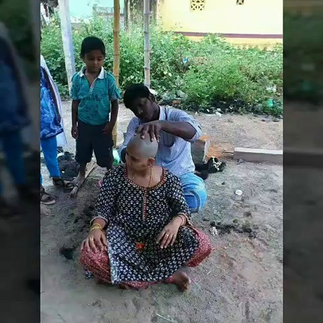 lady headshave - video dailymotion