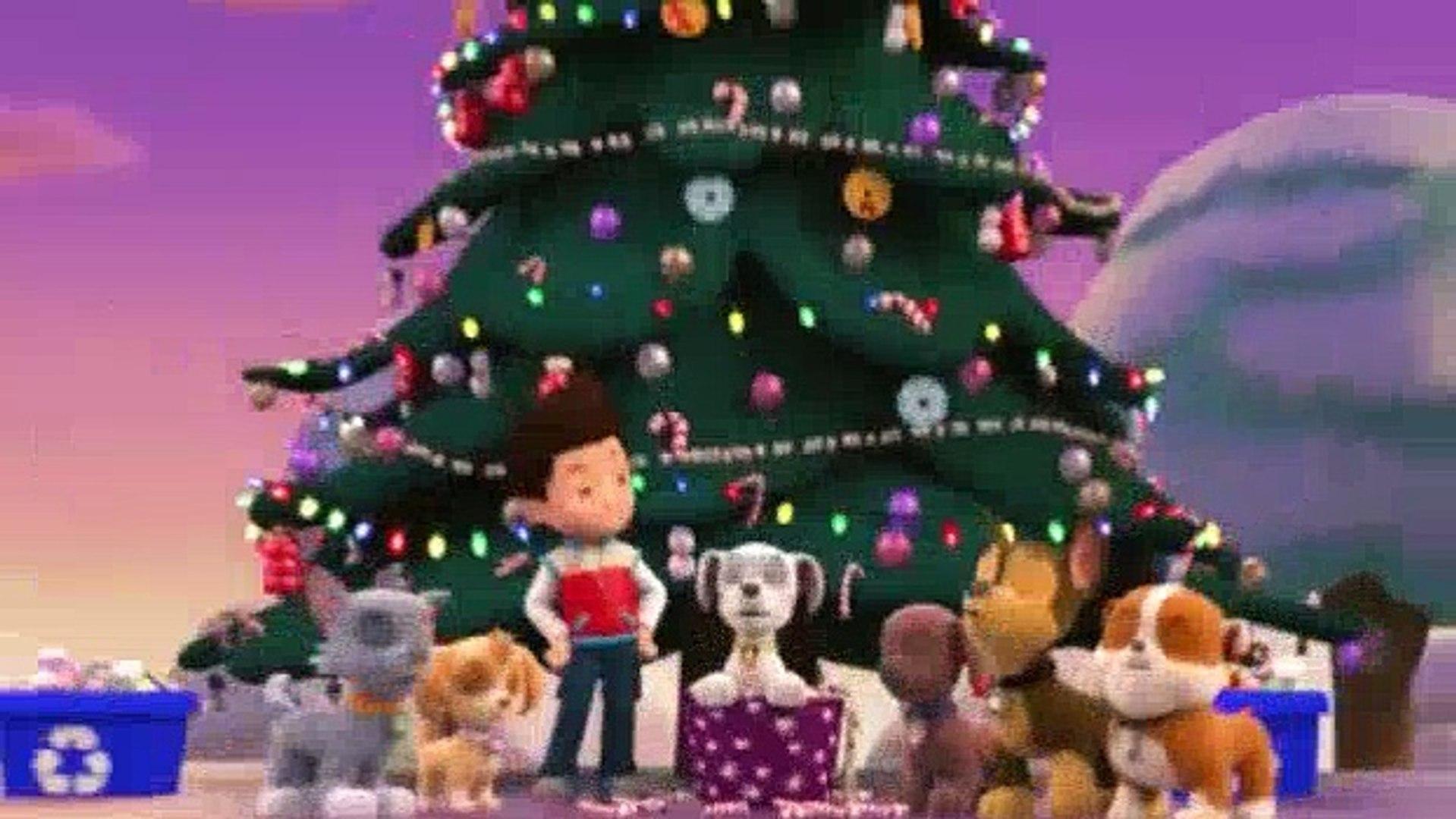 Save Christmas.Paw Patrol S01e16 Pups Save Christmas