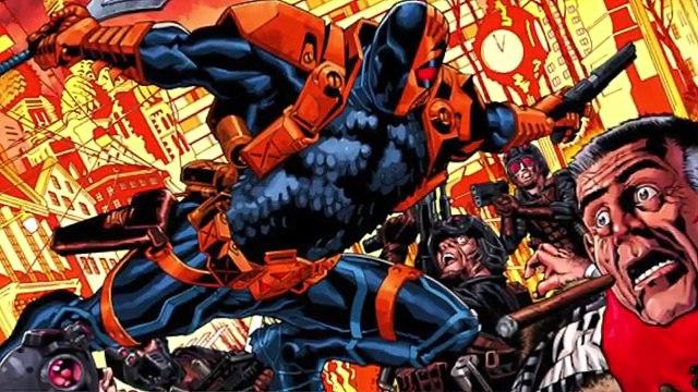 Captain America VS Deathstroke | Who Wins?
