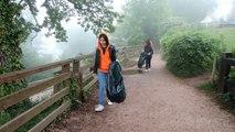 Haut-Koenigsbourg: 450 litres de déchets ramassés