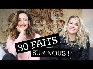 30 FAITS INÉDITS SUR MARGOT & KENZA !