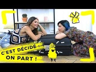 BIEN PRÉPARER SA VALISE avec Safia Vendome et Caro de What The Truck