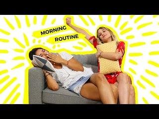 Les Morning Routines de Safia Vendome et Margot de YouMakeFashion