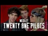 [MEDLEY] TWENTY ONE PILOTS : STRESSED OUT, RIDE, HEATHENS