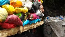 Le traitement des déchets plastiques au Pérou et sur l'ile de Java