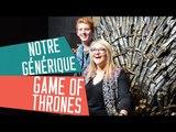 GAME OF THRONES - Le GENERIQUE de la Saison 6 ?
