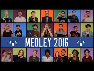 [MEDLEY 2016] RIHANNA, SIA, JUSTIN BIEBER, CÉLINE DION, DRAKE, JUSTIN TIMBERLAKE, JENNIFER LOPEZ