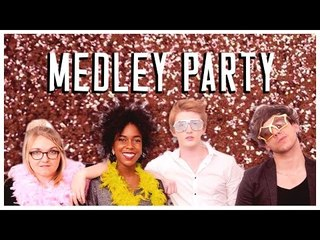 [MEDLEY] PARTY ROCK IS IN THE HOUSE TONIGHT !