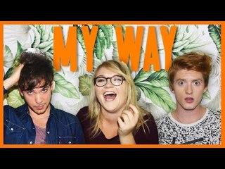 [COVER] CALVIN HARRIS - MY WAY avec Lola Dubini, Tiwayo et Elliott
