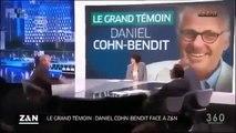 Eric Zemmour face à Daniel Cohn , gros clash en direct part 2/2
