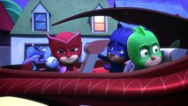 PJ Masks Episodes - Gekko VS the Super Ninjalinos! - Cartoons for Children