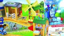 Thomas And Friends THOMAS BIRTHDAY SURPRISE SET - Wooden Railway Toy Train Review