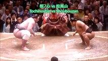 Sumo Digest[Natsu Basho 2018 First Day, May 13th]夏場所初日大相撲ダイジェスト