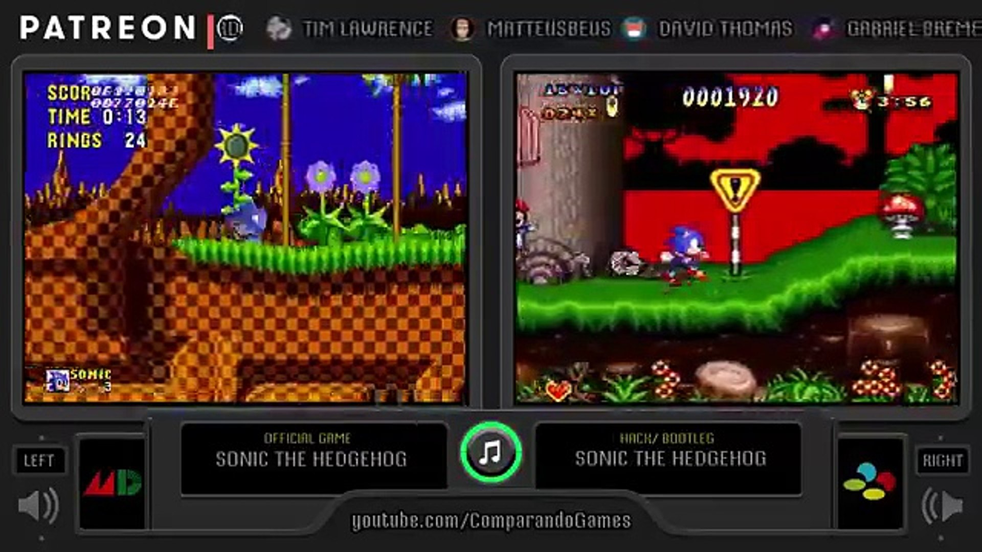 Is Sonic The Hedgehog On Snes Possible Dailymotion Video