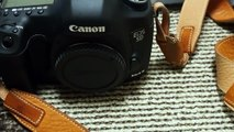 Canon EOS 5D vs EOS 450D shutter slowmotion - video dailymotion