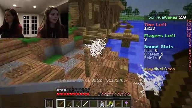 Minecraft With Mom / JustJordan33