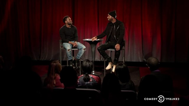 Kevin Hart sits down with Hood... - Comedy Central Stand-Up