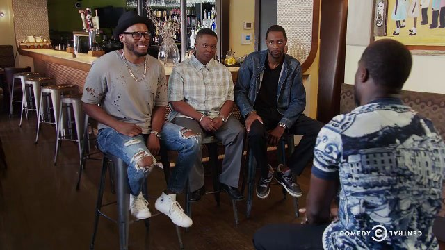 Kevin Hart sits down with J Smitty,... - Comedy Central Stand-Up