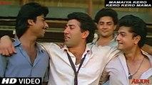 Mamaiya Kero Kero Kero Mama | Shailendra Singh | Arjun | Full HD Song | Sunny Deol, Dimple Kapadia