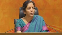 Nirmala Sitharaman says This is Congress party's Nawaz Sharif moment |OneIndia News