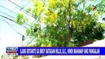 Ilang botante sa brgy Batasan Hills, QC, hindi mahanap ang pangalan; Albayalde, nag-inspeksyon sa Pres. Corazon Aquino Elementary School, QC