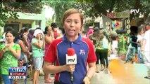 Pagdagsa ng mga botante sa brgy Bagong Silang, Caloocan, patuloy; Mga nangangailangan ng medical assistance, dumadami