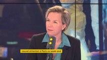 """Attaque au couteau à Paris : """"L'arsenal juridique est celui d'un pays en paix. Alors que nous, nous considérons que nous sommes en guerre, contre l'Etat islamique. Il faut désigner le mal"""" dénonce Virginie Calmels, 1ère vice-présidente #LR"""