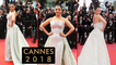 Cannes 2018   Aishwarya Rai In An Off Shoulder Gown   Day 2 Red Carpet Look